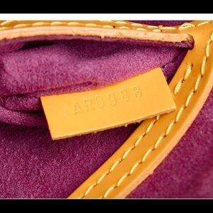 Louis Vuitton Bags - Vintage Louis Vuitton Yellow Epi Alma Handbag PM